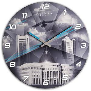 Настенные часы Ақорда 3D