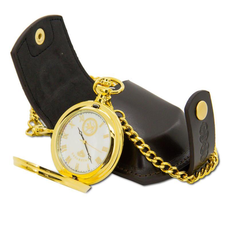 Карманные часы Мирас
