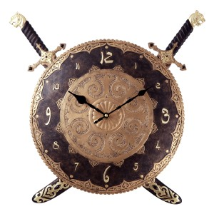 Kalkan decorative wall clock