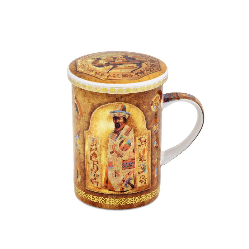 A mug  from the Kazakhs collection