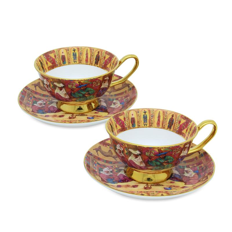 Tea pair from the collection Hospitality