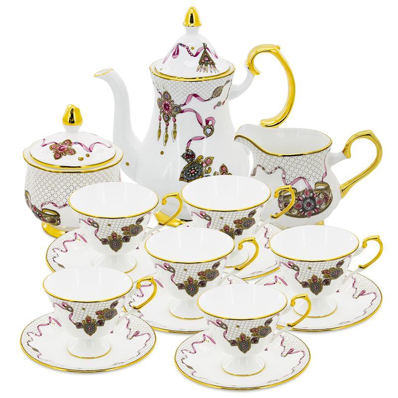 Чайный сервиз Казына