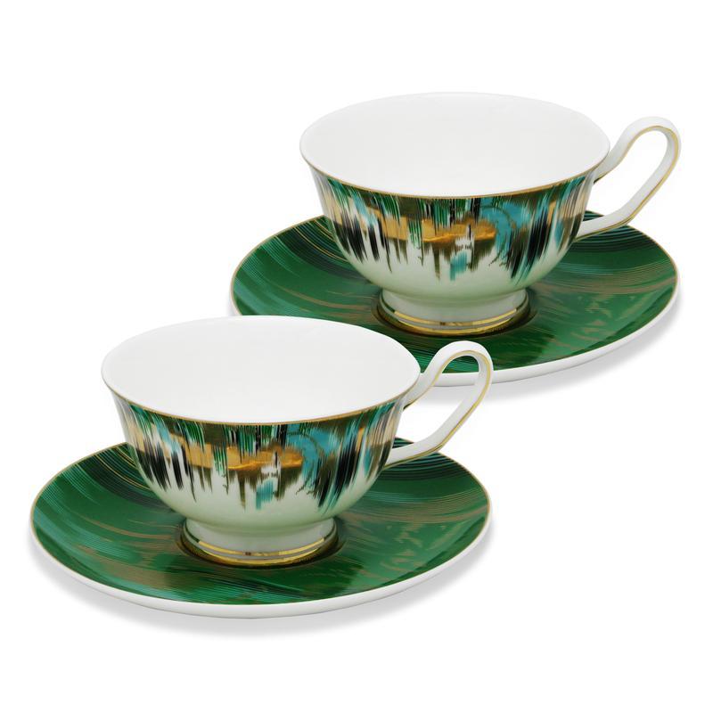 Чайная пара Хан-Атлас