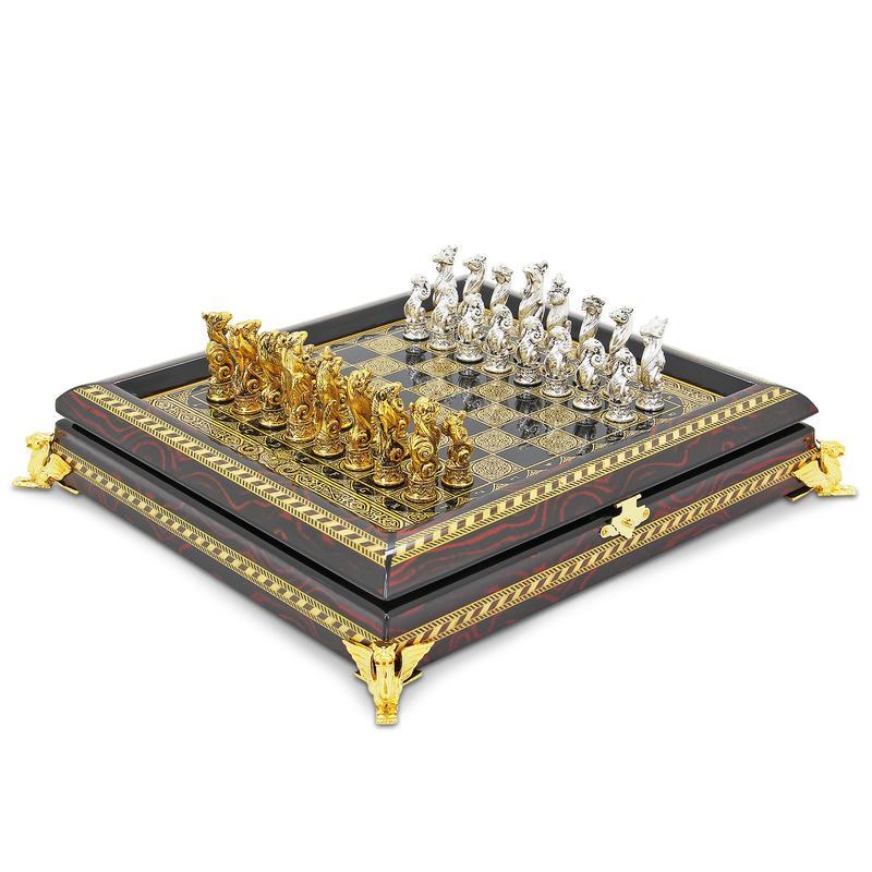 Шахматы  Звериный стиль