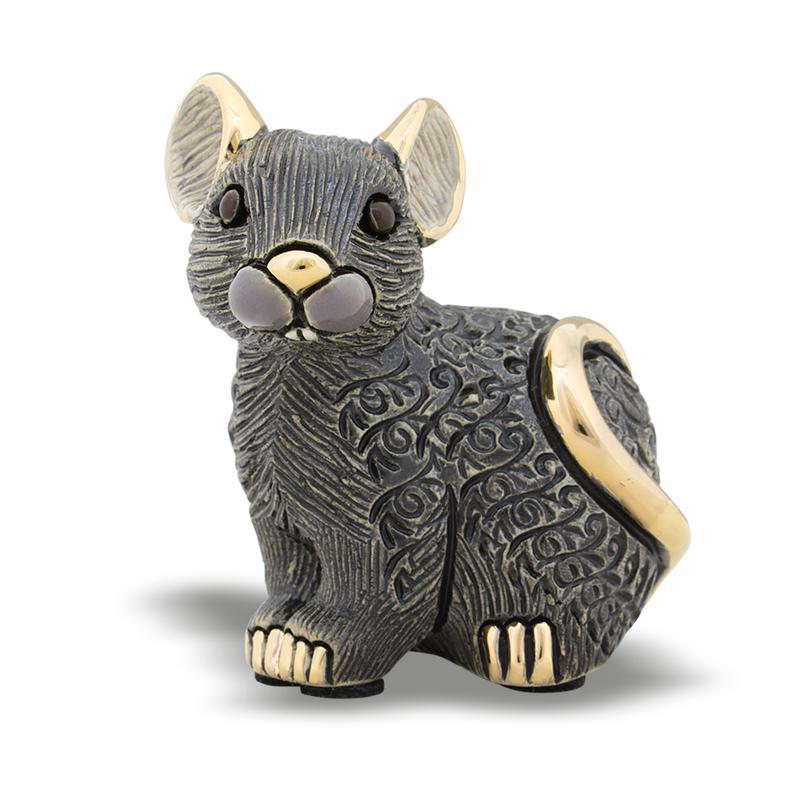 Настольная статуэтка Мышь