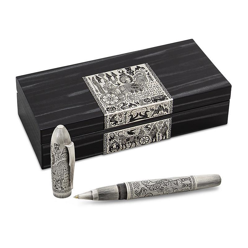 Saka legend writing instrument