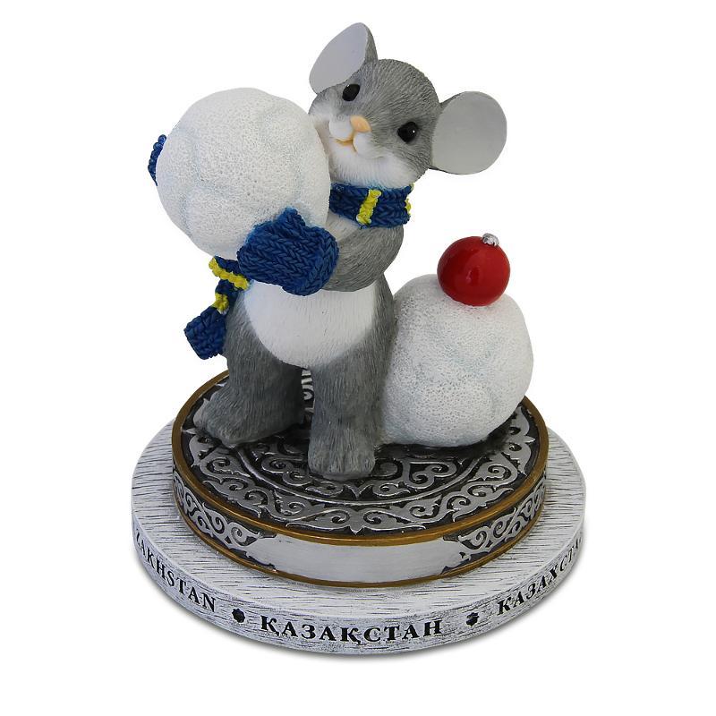 Good luck mascot 2020 desktop figurine