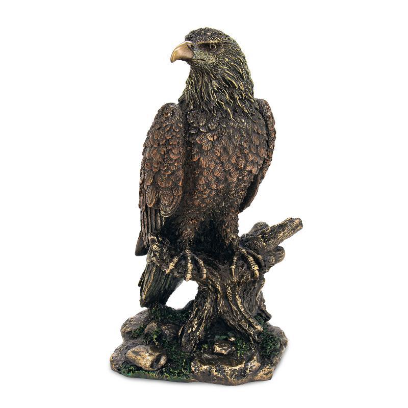 Falcon figurine