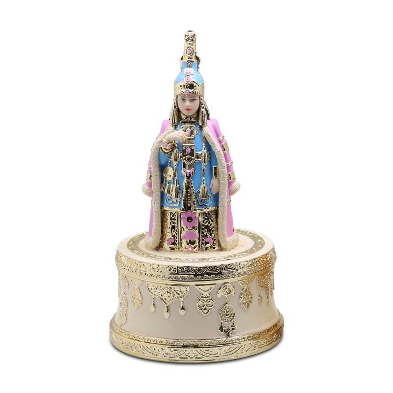Musical statuette Akzhunis