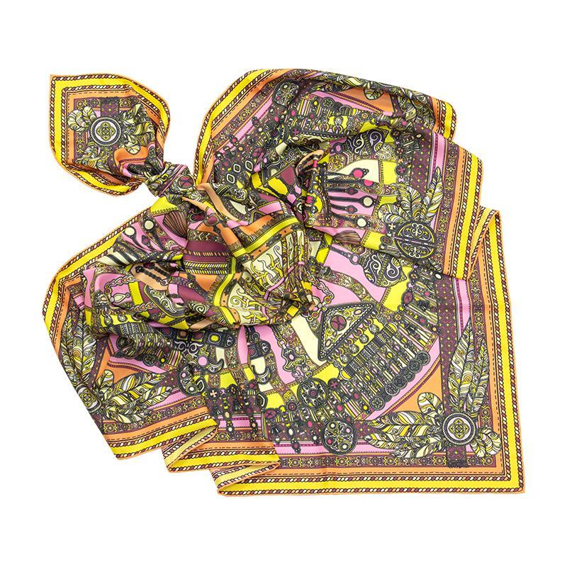 Платок Тумар розовый